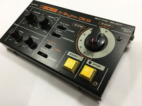 Boss DR-55 Vintage Drum Machine