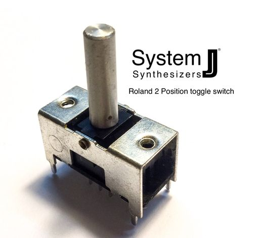 Roland Toggle Switch 2 Position