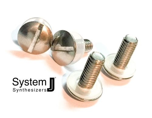 Roland SH-101 MGS-1 Mod Grip Screws
