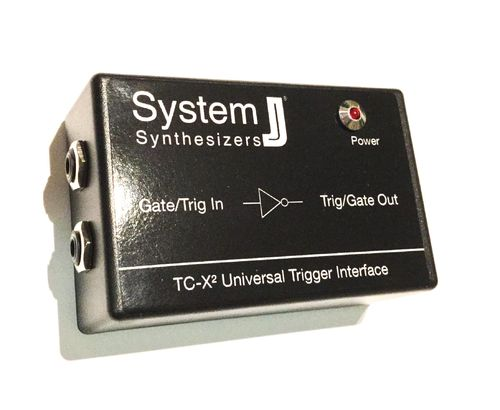 TC-X² Universal Trigger Interface