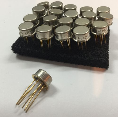 LM394 CH Supermatched Transistor Pair