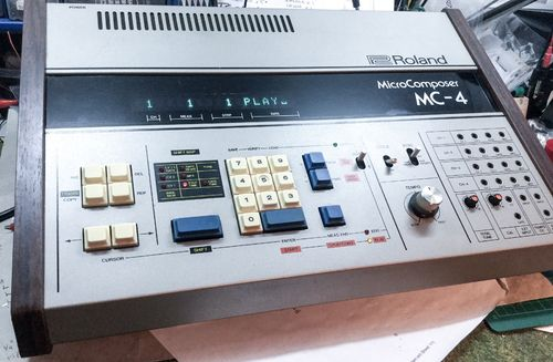 Roland MC-4B MicroComposer