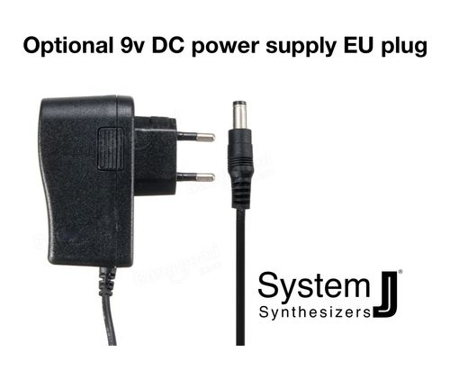 9v DC Adapter For TC-X² - EU Plug