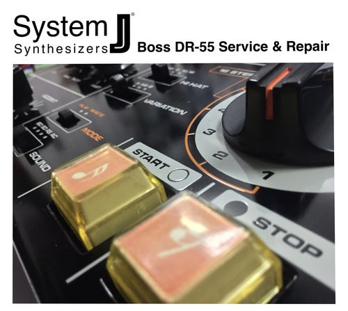 Boss DR-55 Service & Repair